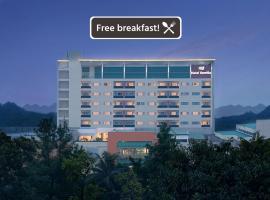 Hotel Santika Bogor, hotel near Sentul International Convention Centre - SICC, Bogor