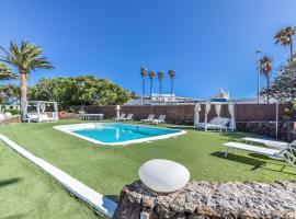 Villas New Lanzasuites, vacation home in Playa Blanca