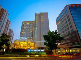 Wyndham Casablanca Jakarta, hotel near Ambassador Mall, Jakarta