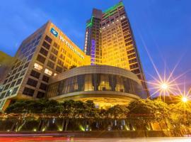 Wyndham Surabaya, accessible hotel in Surabaya