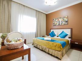 Crystal Plaza Hotel, hotel near Museum of Islamic Civilization, Sharjah