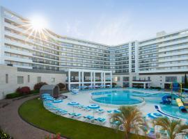 Radisson Blu Resort & Congress Centre 5*, отель в Адлере