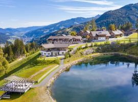 Almwelt Austria, hotel in Schladming