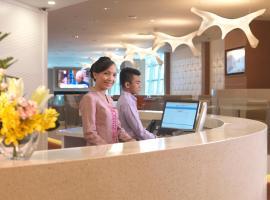 Sama Sama Express klia2 (Airside Transit Hotel), hotel near KLIA 2, Sepang