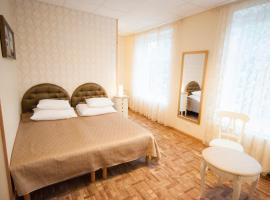 Villa & Restoran Soffa, puhkemajutus sihtkohas Haapsalu