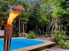 Pace in Natura, homestay in Pipa