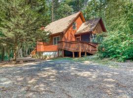 Bearry Blissful Cabin, Villa in Sautee Nacoochee