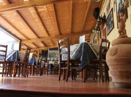 Albergo La Portaccia, hotell i Castiglione della Pescaia