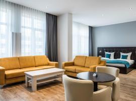 RheinCity Hotel & Boardinghouse, hotel near Kunsthalle Mannheim, Ludwigshafen am Rhein