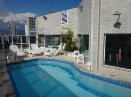 Gonzaga Flat (Technotel Ltda.), self catering accommodation in Santos