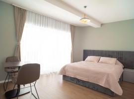 Lux Apartments, hotel a Pristina