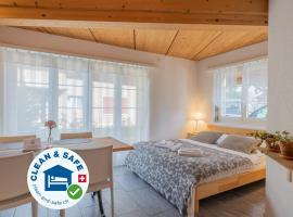 Efeu, apartment in Interlaken