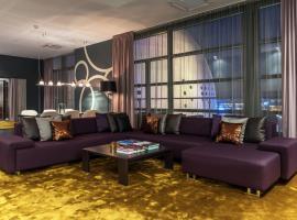 Quality Hotel Globe, hotel in Stockholm