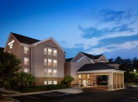 Homewood Suites by Hilton Baltimore-Washington Intl Apt, hotel cerca de Aeropuerto internacional de Baltimore - Washington - BWI, Linthicum
