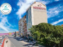 Nüzhet Hotel, hotel in Kayseri
