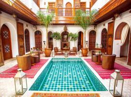 Riad Melhoun & Spa, Hotel in der Nähe von: Bahia Palast, Marrakesch