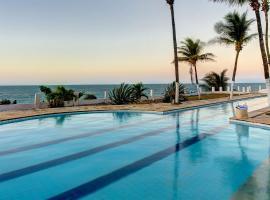 Casa Paradise na Praia do Pacheco Ceará por Carpediem, hotel in Caucaia
