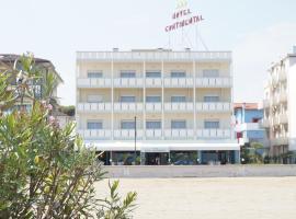 Hotel Continental, hotel em Caorle