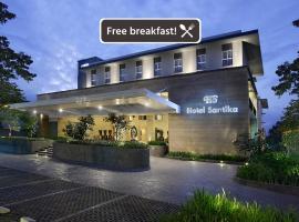Hotel Santika Mataram, Hotel in Mataram
