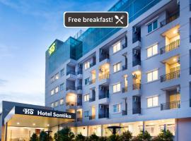 Hotel Santika Mega City Bekasi, hotel near Bekasi Train Station, Bekasi