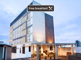 Hotel Santika Sukabumi, hotel near Cibodas Botanical Garden, Sukabumi