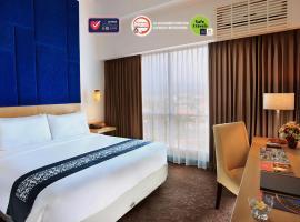 Swiss-Belinn Malang, accessible hotel in Malang