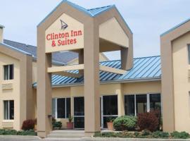 Clinton Inn & Suites, hotel near Cedar Point, Port Clinton
