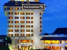 Hotel Santika Premiere Semarang, hotel in Semarang