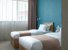 breezko Hotel VLADIVOSTOK, отель во Владивостоке