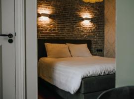 In de Brouwerij, hotel near Harlingen Station, Leeuwarden