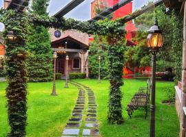 Quinta del Rey Hotel, hotel in Toluca