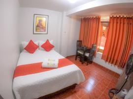 Machupicchu Friends House, budget hotel in Machu Picchu