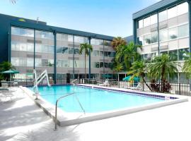 Days Inn by Wyndham Miami International Airport, hotel in Miami
