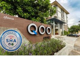 Qoo Hotel, hotel in Buriram