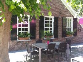 Hotel Boerderij Restaurant De Gloepe, hotel dicht bij: Attractiepark Slagharen, Diffelen