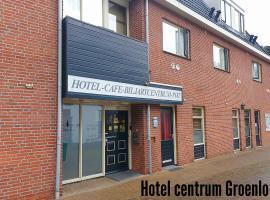 Hotel,cafe,biljart POT, hotel in Groenlo