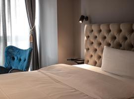 Nikii City Hotel, hotel in Leverkusen