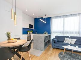 Apartament Rodzinny Portova, apartment in Gdynia