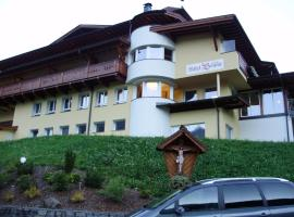 Hotel Bruno, Hotel in Sölden