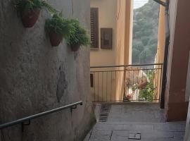 Casa del Gelso, villa in Pisciotta