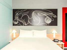 ibis Paris Boulogne Billancourt, viešbutis mieste Bulonė-Bijankūras