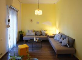 Spacious Central Apartment, appartamento a Hersonissos