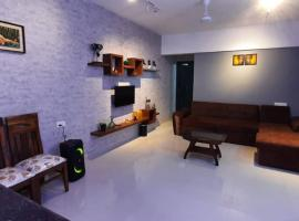 Evershine Inn: Service Apt with plenty of amenities., villa in Pune