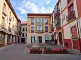 Hotel Rincón del Conde, hotel en León