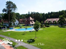 Abbazia Country Club superior, hotel in Nemesnép