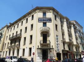 Hotel Plaisance, hotel near MAMAC, Nice