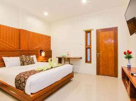 S5 Guest House Yogyakarta, hotel with parking in Yogyakarta