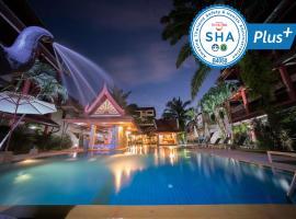 Sai Rougn Residence - SHA Plus, hotell i Patong Beach