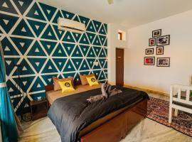 The Hosteller Jodhpur, hotel near Jodhpur Airport - JDH,