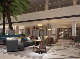 Radisson Hotel Riyadh Airport, hotel near King Khalid Airport - RUH, Riyadh